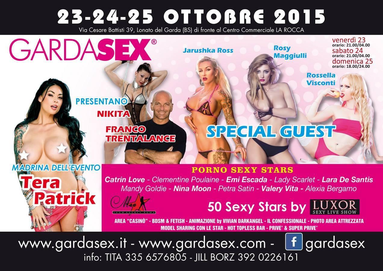 GardaSex 2015: il Festival Internazionale dell'Eros