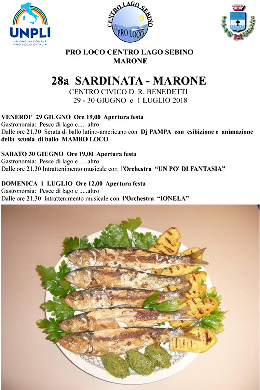 Marone: Sardinata 1-2