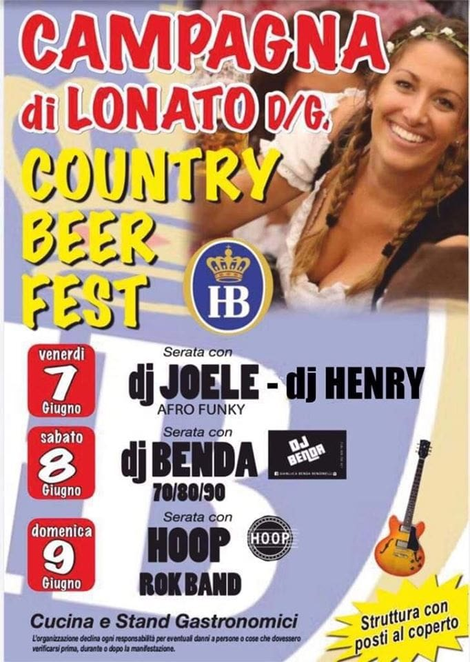 Lonato: Country Beer Fest-2