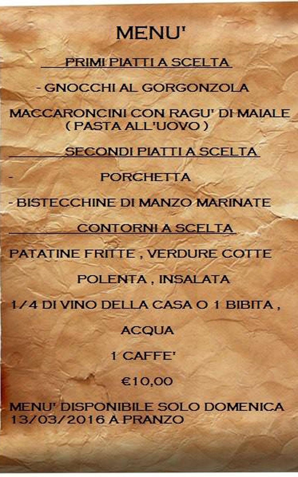 Lonato: menù a 10 euro-2