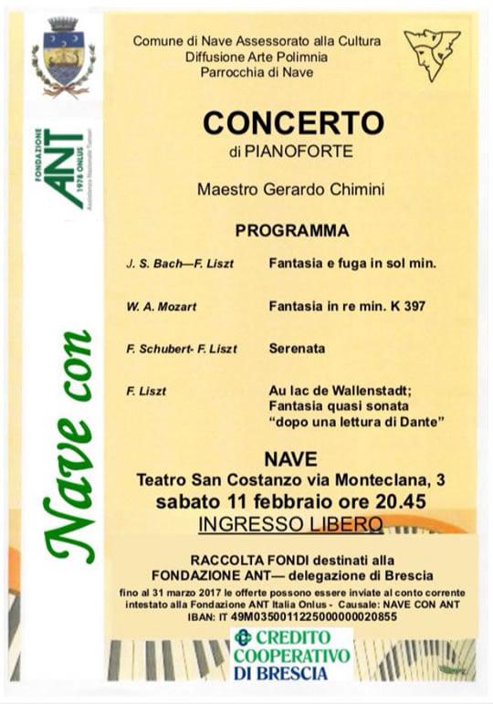 Nave: Concerto di Pianoforte al Teatro San Costanzo-2