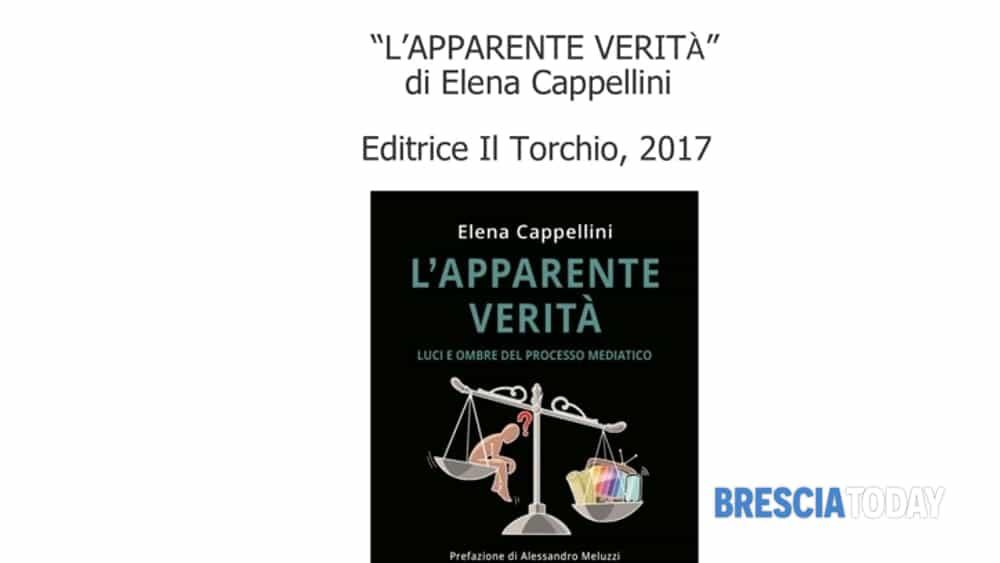 """presentazione del libro """"l'apparente verita'"""" di elena cappellini all'hotel fiera di brescia-2"""
