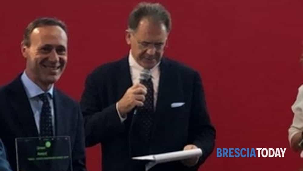 senini riceve il premio oasis ambiente – green innovation award 2019 – per l'eccellenza e l'innovazione in bioedilizia-2