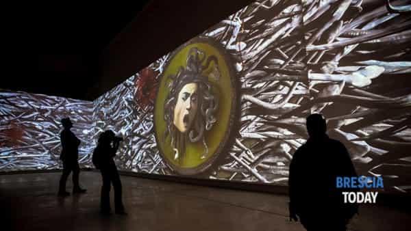 Desenzano: ultimi giorni per Caravaggio experience in Castello