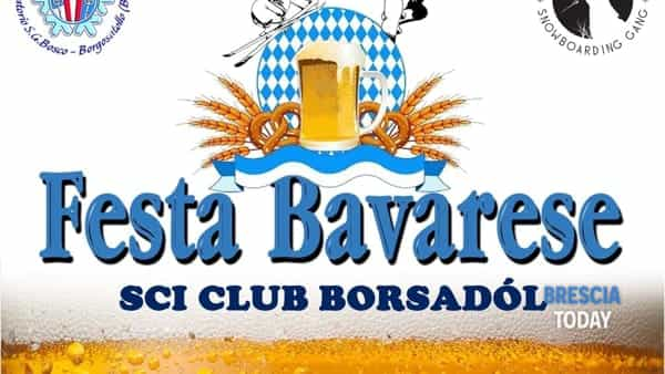 Borgosatollo: festa Bavarese