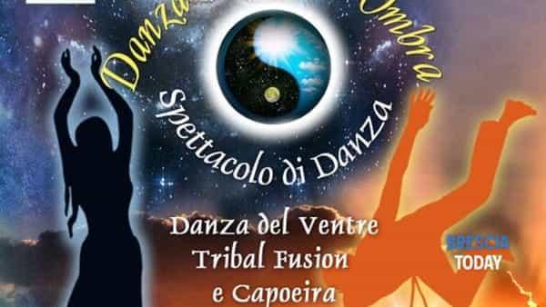 Brescia: Spettacolo yin & yang, l'infinita danza tra luci e ombre