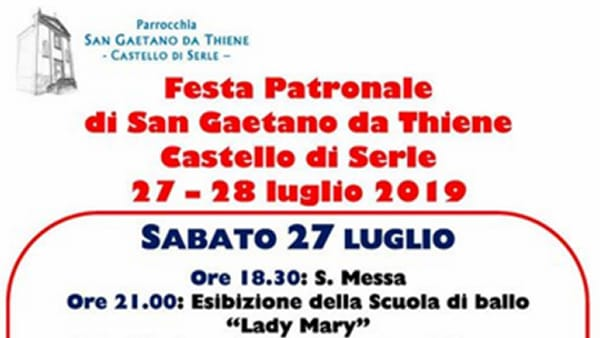 Serle: Festa di San Gaetano