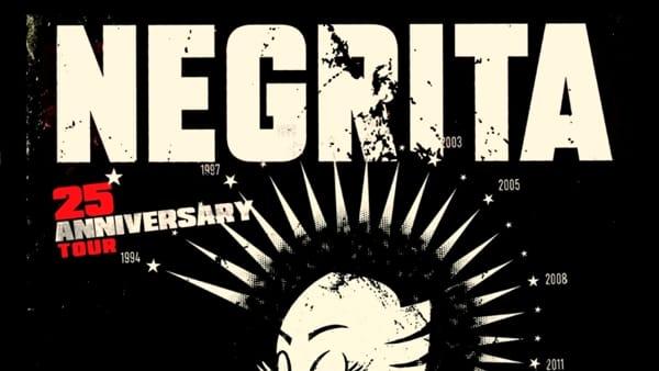 Negrita: 25° Anniversary Tour