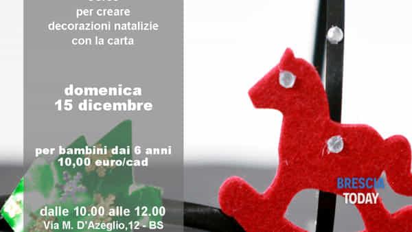Brescia: Natale di carta