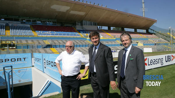 Stadio Rigamonti in gestione al Brescia Calcio fino al ...