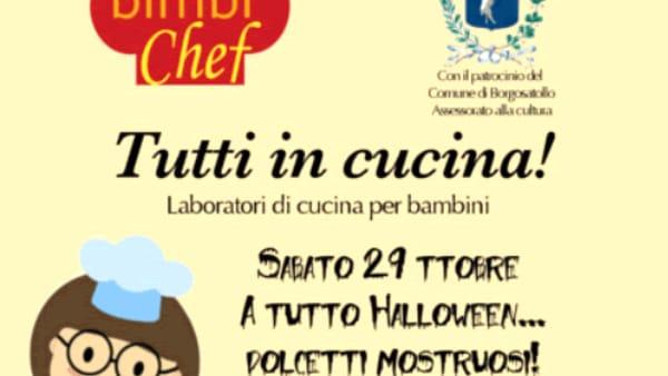 Borgosatollo: Tutti in Cucina, Halloween e dolcetti mostruosi