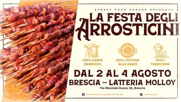 Brescia: Festa degli Arrosticini
