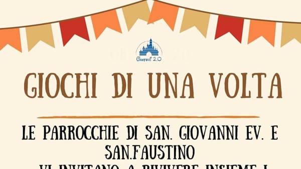 Brescia: Giochi di una volta
