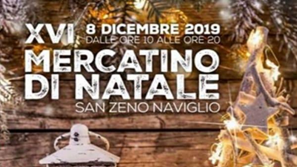 San Zeno Naviglio: Mercatini di Natale
