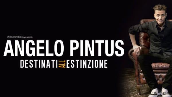 """Brescia: """"Destinati all'estinzione"""" di Angelo Pintus"""