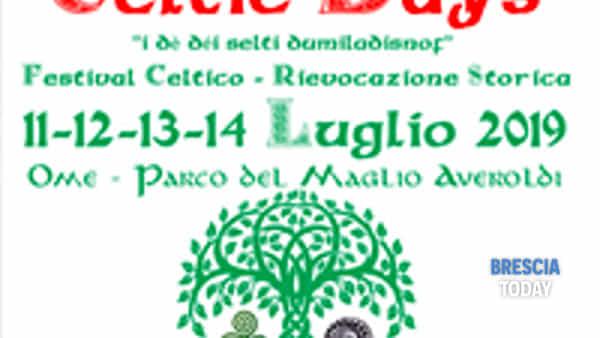 Ome: Celtic Days Festival