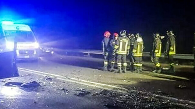 Accident on the A4 motorway: Claudio Negrisoli, 68 years old from Castenedolo, died thumbnail