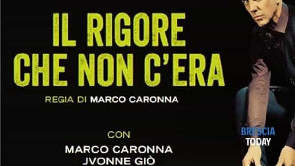 """Federico Buffa in """"Il rigore che non c'era"""""""