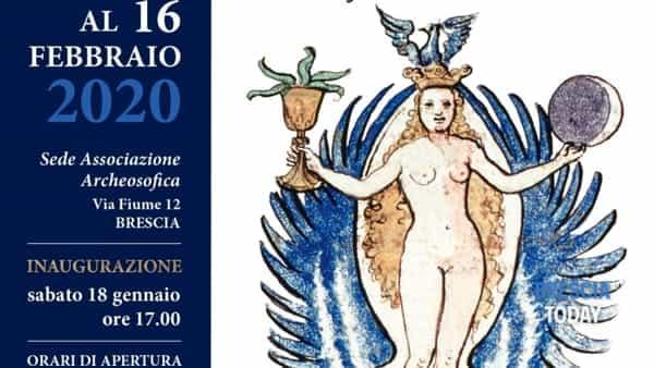 """Brescia: """"Alchimia, la lingua del segreto"""", 30 immagini di maestri alchimisti"""