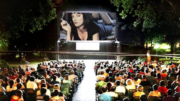 Padenghe: cinema sotto le stelle