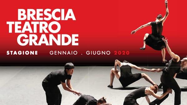 Brescia, Teatro Grande: stagione Gennaio-Giugno 2020