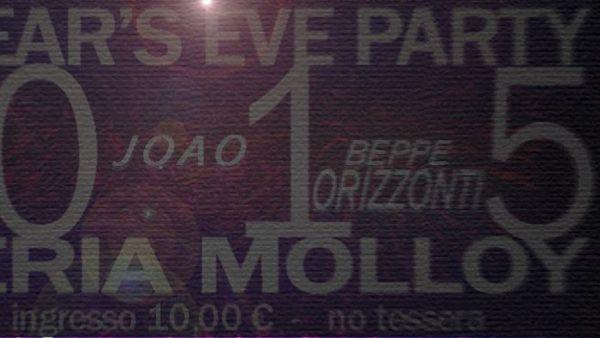 Brescia: Capodanno 2015 alla Latteria Molloy