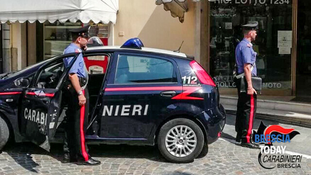 Bedizzole: robbery in a pizzeria, arrested 24 years old thumbnail