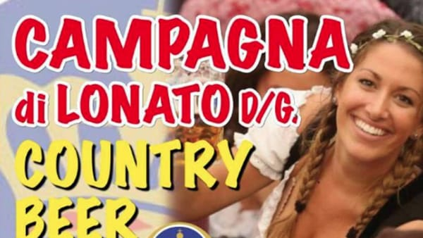 Lonato: Country Beer Fest