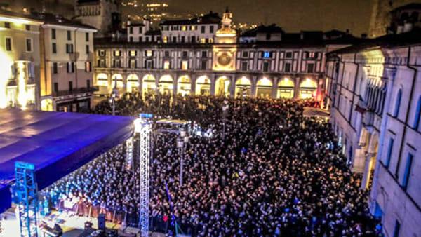 Brescia: Capodanno in Piazza Loggia