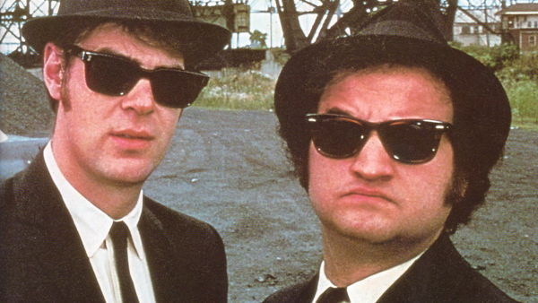 The Blues Brothers!