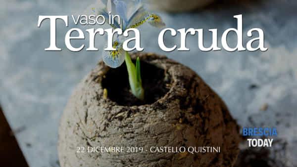 Rovato: workshop vaso in terra cruda