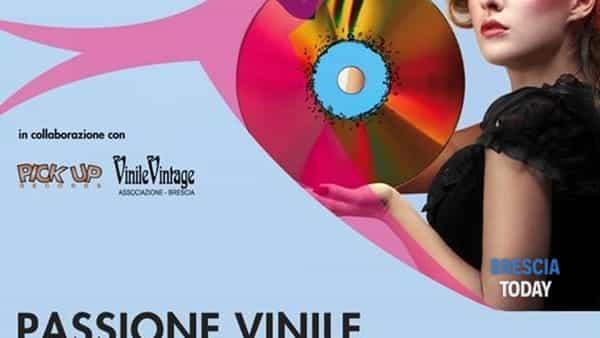 """Centro commerciale Le Rondinelle: mostra mercato """"Passione Vinile"""""""