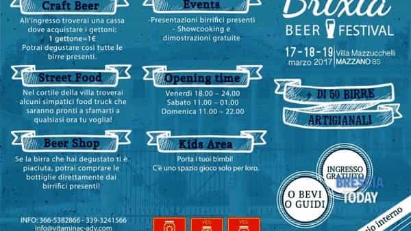 Brescia: Brixia Beer Festival 2017