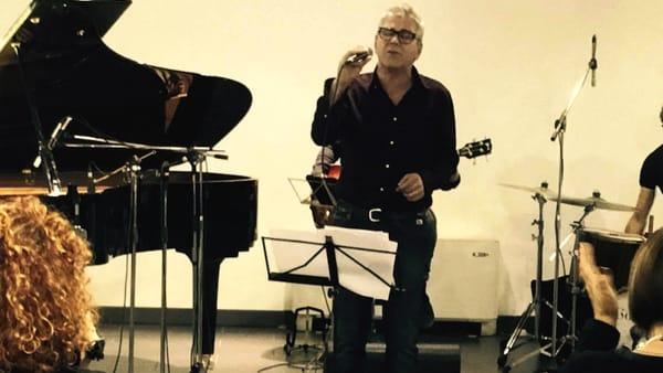 Michele Zarillo in concerto al Teatro Grande di Brescia