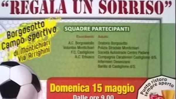 """Sport e ristoro: al via il secondo trofeo """"Regala un Sorriso!"""""""