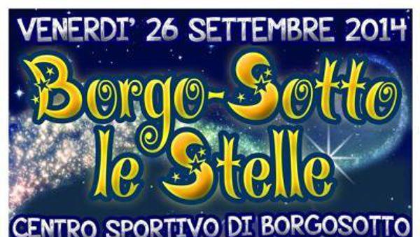 Borgo Sotto le Stelle 2014