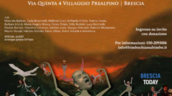 Brescia: spettacolo una notte all'inferno