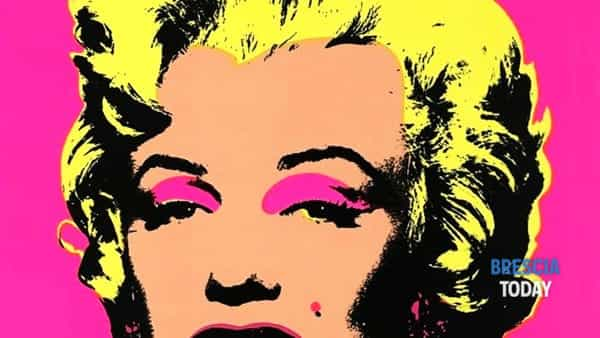 Brescia: mostra Andy Warhol & Marilyn