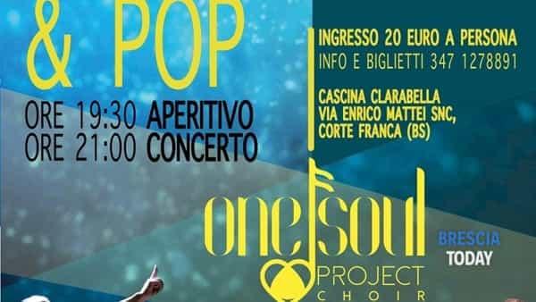 Corte Franca: concerto d'Estate Gospel & Pop