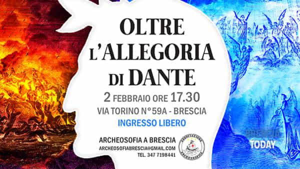 Brescia: oltre l'allegoria di Dante