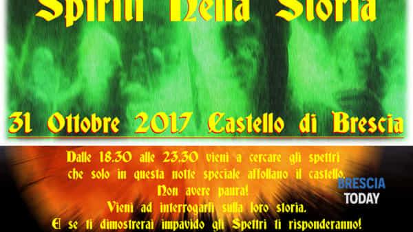 Castello di Brescia: Spiriti nella Storia
