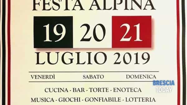Ome: Festa Alpina