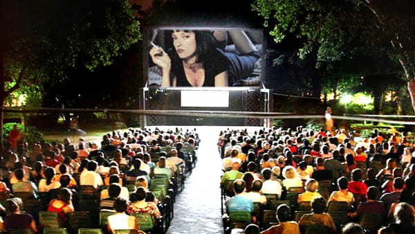 Brescia, cinema all'aperto: programma estate 2019