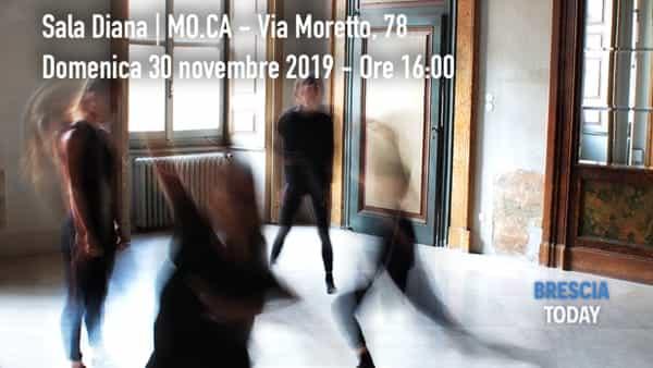 Brescia: Ritmi da lontano, performance di danza