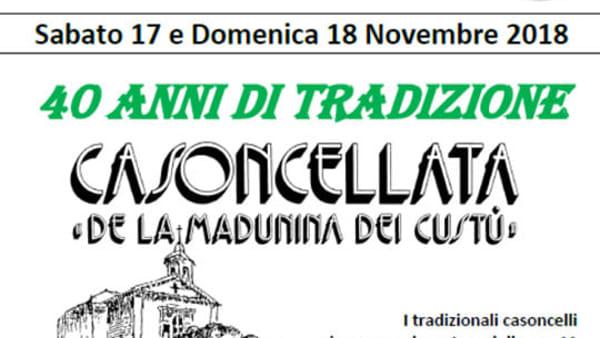 Brescia: Casoncellata de la Madunina dei Custù