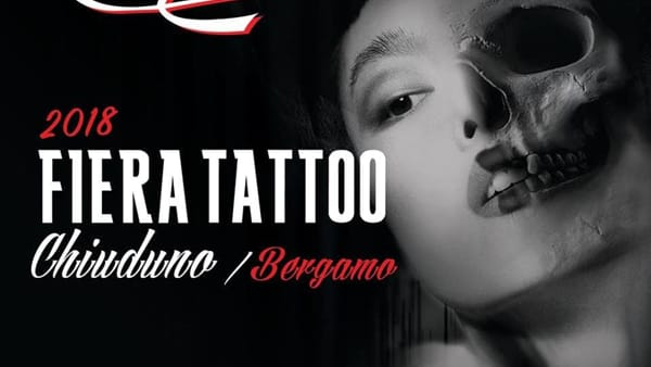 Tattoo Weekend Chiuduno-Bergamo