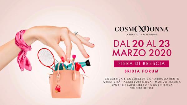 Cosmodonna: l'universo donna per quattro giorni a Brescia