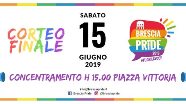 Brescia: Gay Pride