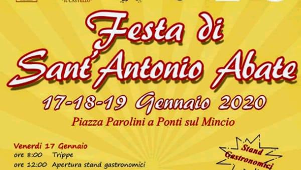 Ponti sul Mincio: Festa di Sant'Antonio Abate
