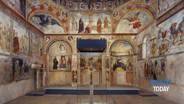 Visita guidata al Museo di Santa Giulia con Scopri Brescia